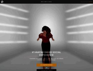 imvu.com screenshot