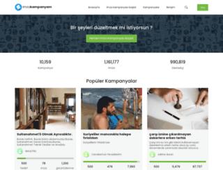 imzakampanyam.com screenshot