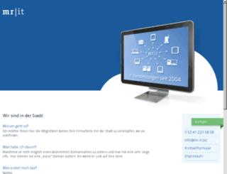in-gt.de screenshot