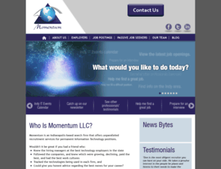 in-momentum.com screenshot