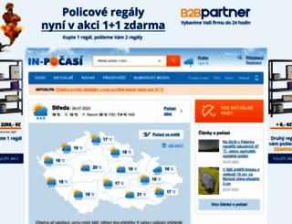 in-pocasi.cz screenshot