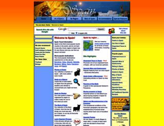 in-spain.info screenshot