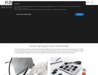 in-zu.it screenshot