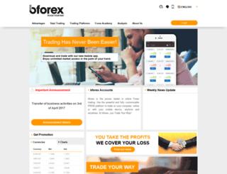 in.bforex.com screenshot