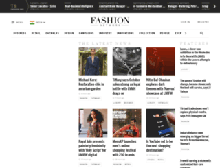 in.fashionmag.com screenshot