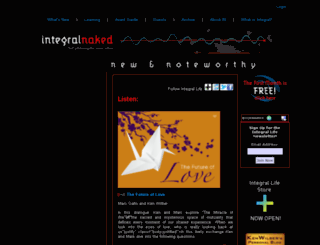 in.integralinstitute.org screenshot