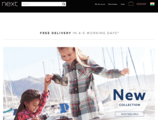 in.nextdirect.com screenshot