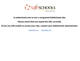 in.safeschools.com screenshot