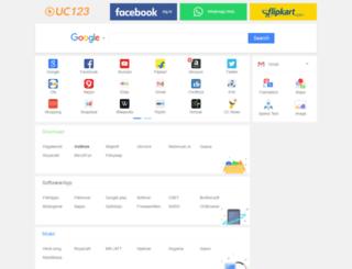 in.uc123.com screenshot