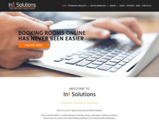 in1solutions.com screenshot