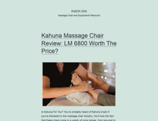 inadausa.com screenshot