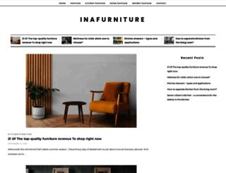 inafurniture.com screenshot