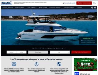 inautia.fr screenshot