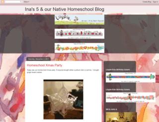 inax5.blogspot.com screenshot