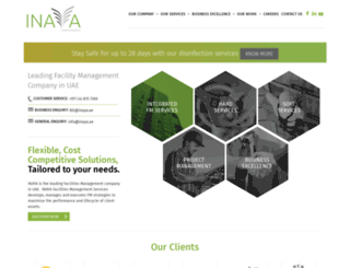 inaya.ae screenshot