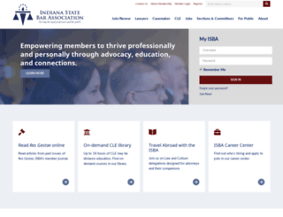 inbar.org screenshot