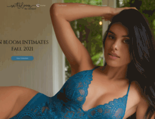 inbloomintimates.com screenshot