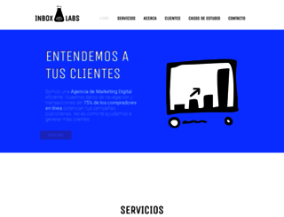 inbox-labs.com screenshot