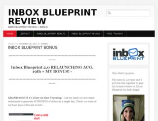 inboxblueprintreview.co screenshot