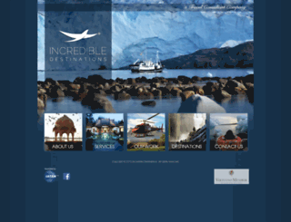 inc-destinations.com screenshot