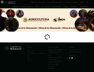 inca.gob.mx screenshot