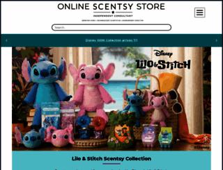 incandescentwaxmelts.com screenshot