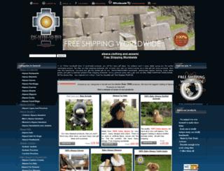 incastreasures.com screenshot
