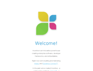 incentive-inc.com screenshot