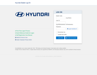 incentives.hyundaidealer.com screenshot