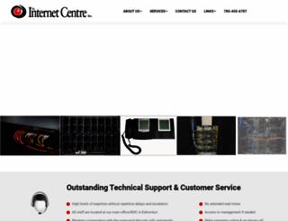 incentre.net screenshot