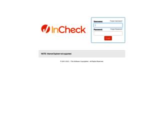 incheck.instascreen.net screenshot