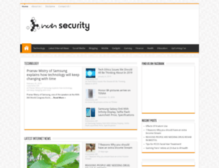 incitasecurity.com screenshot