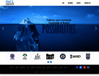 inclgroup.com screenshot