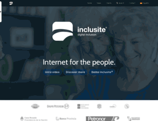 inclusite.com screenshot