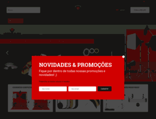 incoflash.com.br screenshot