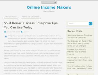 income-makers.com screenshot
