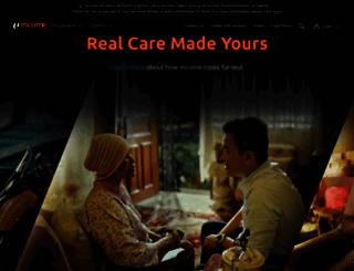 income.com.sg screenshot