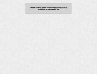 incomexfactor.valueaddon.com screenshot