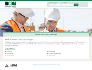 incomsupply.com screenshot