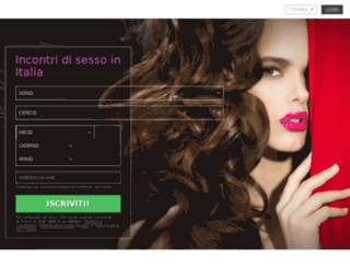 incontrionlineitalia.com screenshot