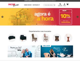 incor.net.br screenshot