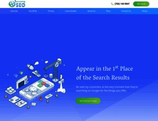 increasingseo.com screenshot