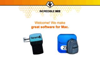 incrediblebee.com screenshot