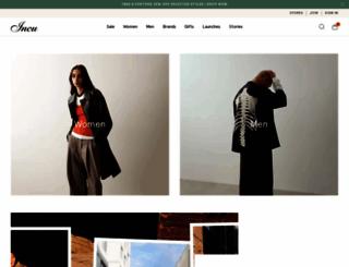 incu.com screenshot