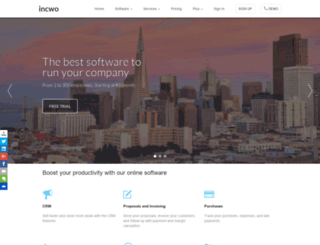 incwo.com screenshot