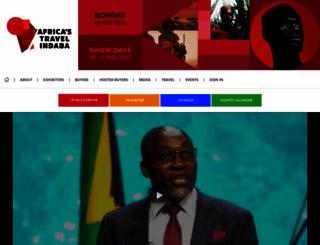 indaba-southafrica.co.za screenshot