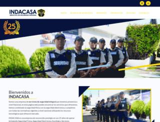 indacasa.com.ni screenshot