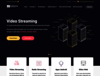 indahosting.com screenshot