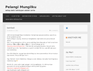 indahrephi.wordpress.com screenshot