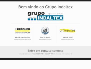 indaltex.com.br screenshot